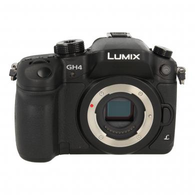 Panasonic Lumix DMC-GH4R schwarz - neu