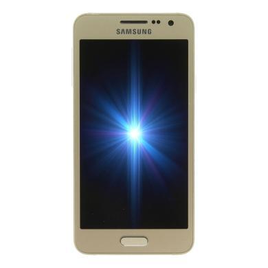 Samsung Galaxy A3 2016 (SM-A310F) 16 GB Oro - nuevo