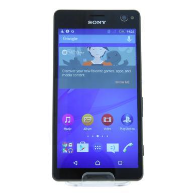 Sony Xperia C4 Dual 16 GB Schwarz - neu