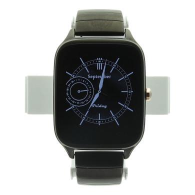 Asus Zenwatch 2 gris oscuro 41mm con correa de acero inoxidable gris oscuro - nuevo