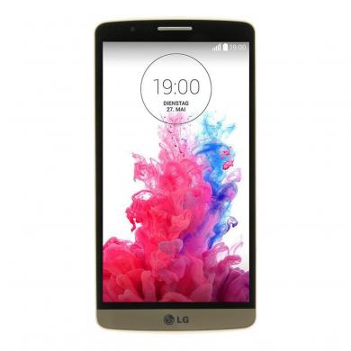 LG G3 D858 Dual SIM 32 Go or - Comme neuf