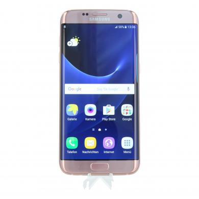 Samsung Galaxy S7 Edge (SM-G935F) 32 GB rosa - buen estado