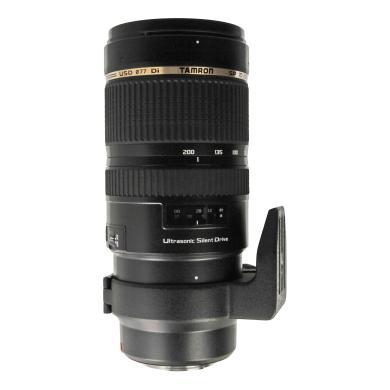 Tamron 70-200mm 1:2.8 AF SP Di USD pour Sony & Minolta noir - Neuf