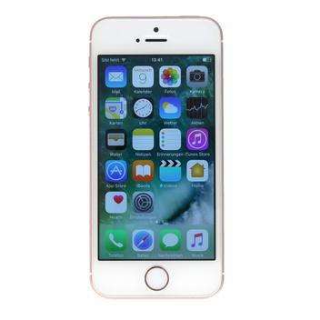 Apple iPhone SE 64Go or/rose - Neuf