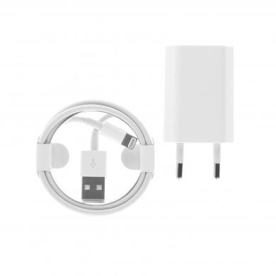 Apple Lightning USB-Kabel & Adapter Weiss - neu