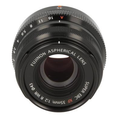 Fujifilm 35mm 1:2.0 XF R WR noir - Neuf