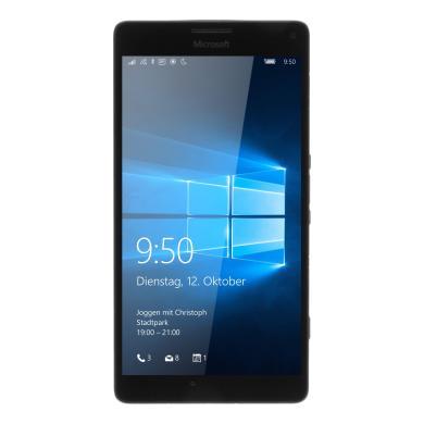 Microsoft Lumia 950 XL Dual-Sim 32 GB Schwarz - neu
