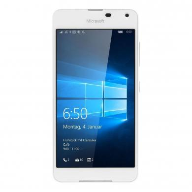 Microsoft Lumia 650 16GB blanco - buen estado