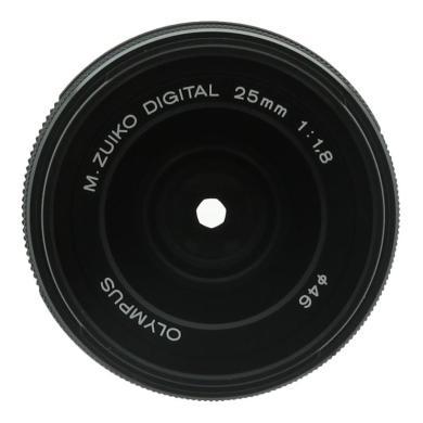 Olympus Zuiko Digital 25mm 1:1.8 negro - nuevo