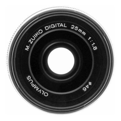 Olympus Zuiko Digital 25mm 1:1.8 silber - neu