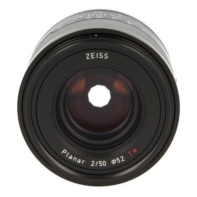 Zeiss Loxia 2/50 mit Sony E Mount Schwarz - neu