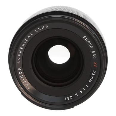 Fujifilm XF 23mm 1:1.4 R noir - Neuf