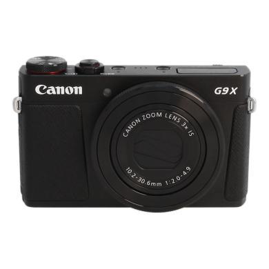 Canon PowerShot G9 X negro - nuevo