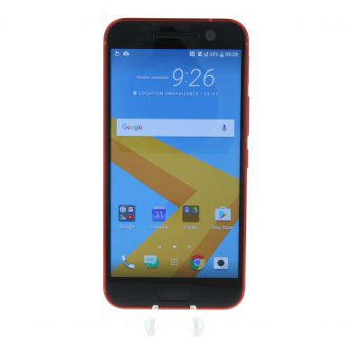 HTC 10 32Go rouge - Comme neuf