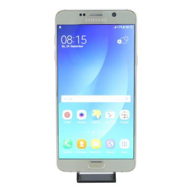 Samsung Galaxy Note 5 64 GB oro - nuevo
