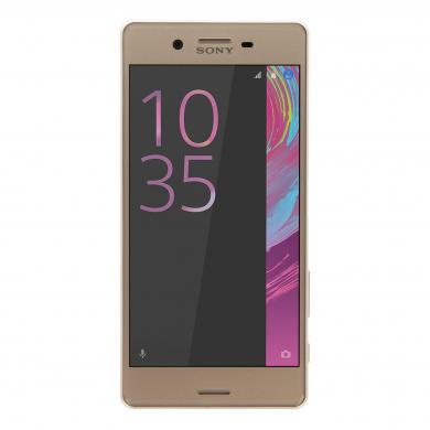 Sony Xperia X 32 Go or rose - Comme neuf