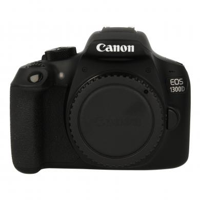 Canon EOS 1300D Schwarz - neu