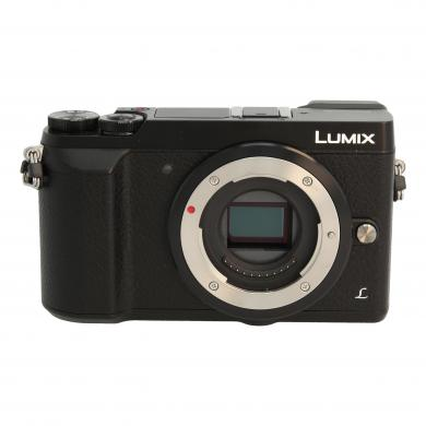 Panasonic Lumix DMC-GX80 Schwarz - gut