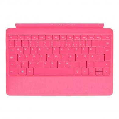 Microsoft Surface Type Cover (A1561) pink - sehr gut
