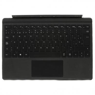 Microsoft Surface Pro 4 Type Cover (A1725) Schwarz - QWERTZ - sehr gut