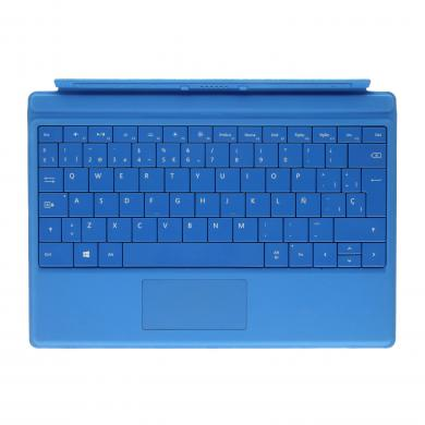 Microsoft Surface Type Cover 3 (A1654) hellblau QWERTY - wie neu