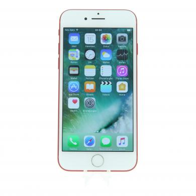 Apple iPhone 7 128 GB rojo - como nuevo