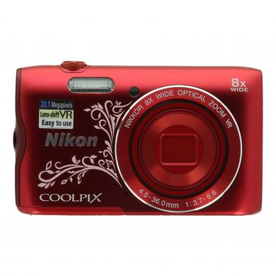 Nikon Coolpix A300 rose - Neuf