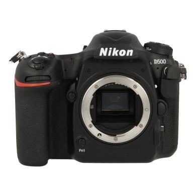Nikon D500 Schwarz - neu