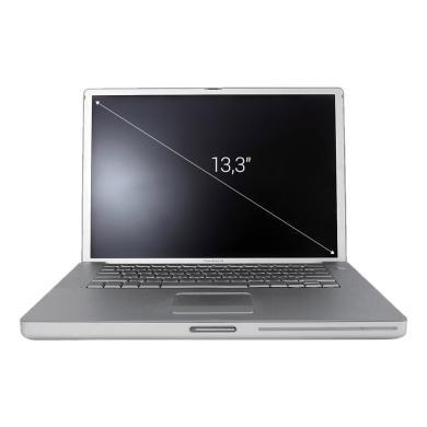 "Apple MacBook 2009 13,3"" Intel Core 2 Duo 2.26 GHz 256 GB SSD 4 GB weiß - neu"