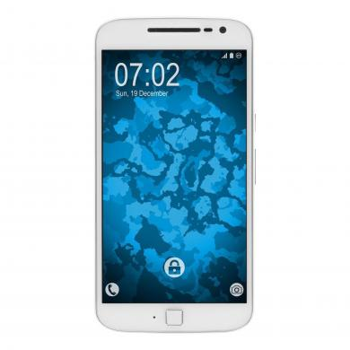 Motorola G4 16 GB blanco - buen estado