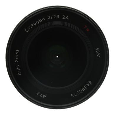 Sony 24mm 1:2.0 SSM (SAL24F20Z) noir - Neuf