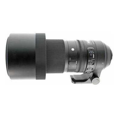 Sigma 150-600mm 1:5-6.3 DG OS HSM Contemporary pour Nikon noir - Neuf