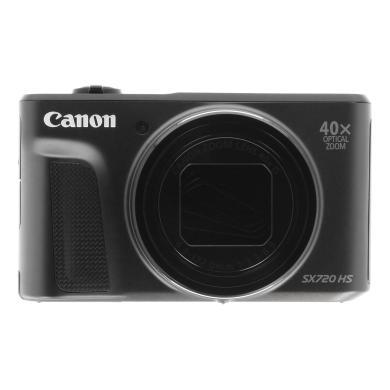 Canon PowerShot SX720 HS Schwarz - neu