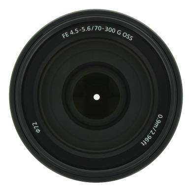Sony 70-300mm 1:4.5-5.6 FE G OSS (SEL70300G) Schwarz - neu