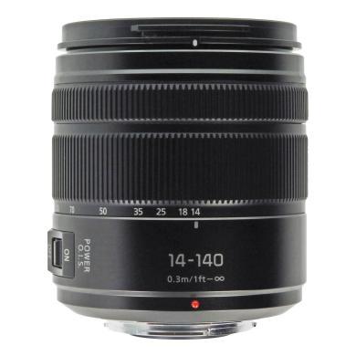 Panasonic 14-140mm 1:3.5-5.6 Lumix G Vario ASPH OIS negro - nuevo
