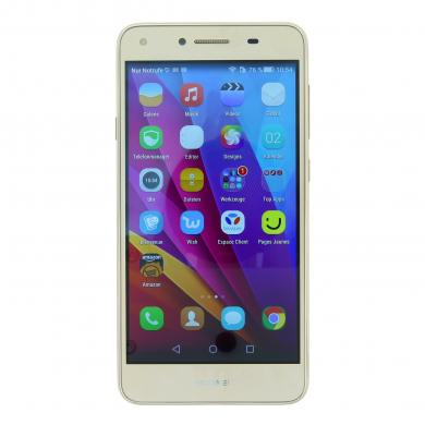 Huawei Y5 II Dual-SIM 8 GB Gold - gut