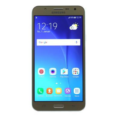 Samsung Galaxy J7 (2016) Dual 16GB gold - neu