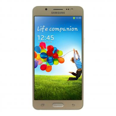 Samsung Galaxy J5 (2016)  16GB oro - buen estado