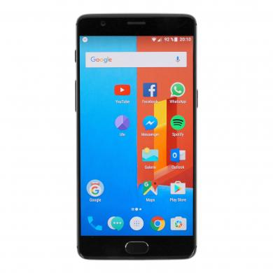 OnePlus 3T 64 GB Grau - neu