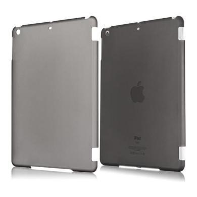 kwmobile Gummiertes Hardcase für Apple iPad Air Schwarz schwarz - neu