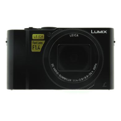 Panasonic Lumix DMC-LX15 noir - Neuf