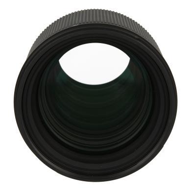 Sigma 85mm 1:1.4 Art AF DG HSM für Nikon Schwarz - neu