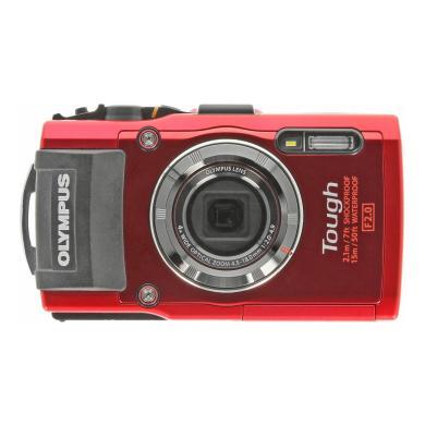 Olympus TG-4 rouge - Neuf