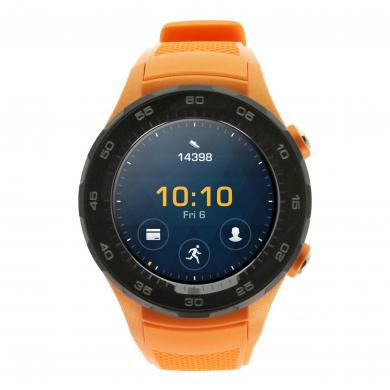 Huawei Watch 2 4G avec Bracelet sport orange - Neuf