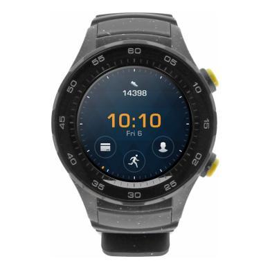 Huawei Watch 2 mit Sportarmband grau grau - neu