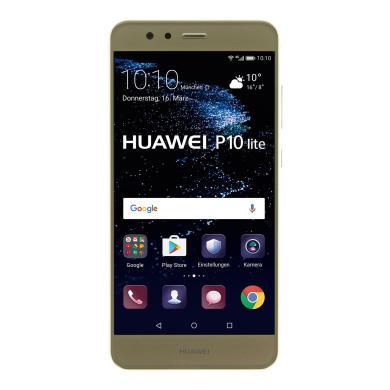 Huawei P10 Lite Dual-Sim (4GB) 32 GB Gold - neu