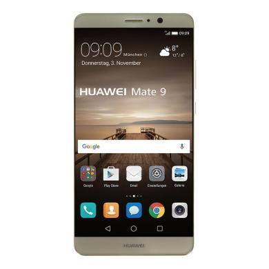 Huawei Mate 9 Dual-SIM 64GB Champagne Gold - neu