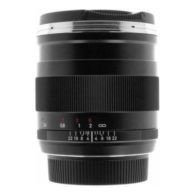 Zeiss 25mm 1:2.0 ZE Distagon T* pour Canon noir - Neuf