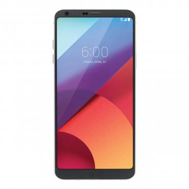 LG G6 Dual-Sim (H870DS) 64GB platinum - buen estado