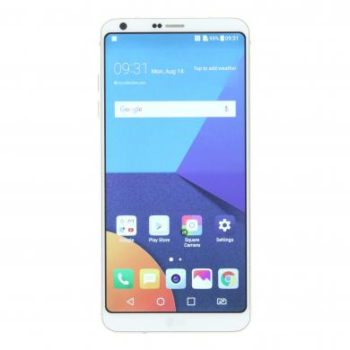 LG G6 Dual-Sim (H870DS) 64 GB Blanco - buen estado